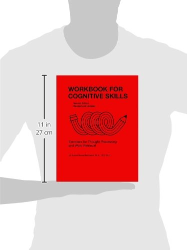 Workbook for Cognitive Skills: Exercises for Thought Processing and Word Retrieval, Second Edition, Revised and Updated (William Beaumont Hospital Series in Speech and Language Pathology) by Wayne State University Press