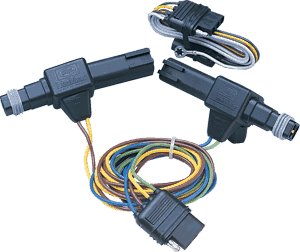 (Hopkins 42105 LiteMate Vehicle to Trailer Wiring Kit (Pico 6986PT) 1987-2004 Dodge Ram Pickup 3500, 1988-1994 Dakota and 1988-1993 Ram Charger (Except D-50))