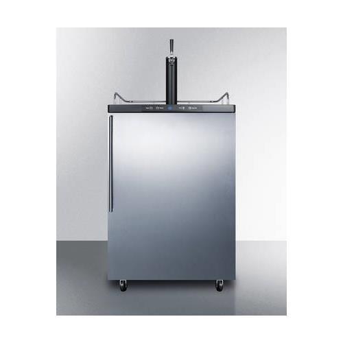 Summit SBC635MSSHV Wine Dispenser, Stainless-Steel ()