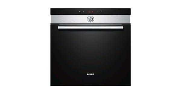 Siemens HB74AS555E - Horno (Medio, Horno eléctrico, 57 L, 3580 W, 57 L, 3580 W): Amazon.es: Electrocosto