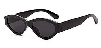 WDXDP Gafas De Sol Gafas De Sol Blancas Negras Mujer ...