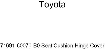 Toyota Genuine 71691-60070-B0 Seat Cushion Hinge Cover