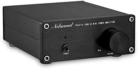 Digital Power Amplifier HiFi TPA3116 Stereo 2.0 Channel Audio Amp 100W+100W New