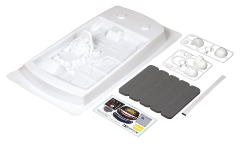 Tamiya 54157 1/10 Touring Car Cockpit Set Right-Hand Drive
