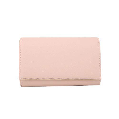 Bar Diva Silver Pink Bag Metallic Haute for Detail Ladies Clutch 5p7IxqT