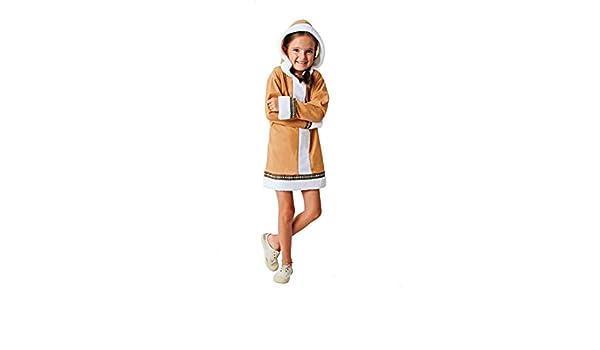 Costumizate! Disfraz de Esquimal Talla 3-4 Especial para niños ...