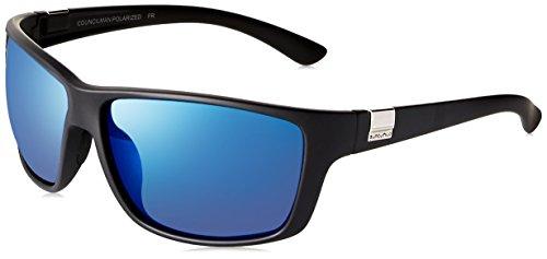 Suncloud Councilman Polarized Sunglasses, Matte Black ()