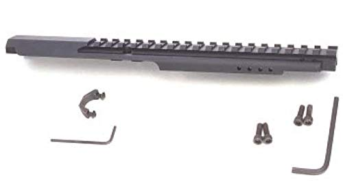 (UltiMAK M4-B Mini-14 Forward Optic Scope Mount (Fits 2007 & Earlier))