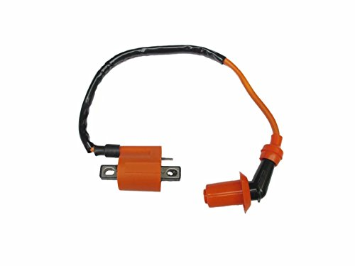 (High Performance Ignition Coil For Honda NU50 NU50M Urban Express Urban Express Deluxe 1982 1983)