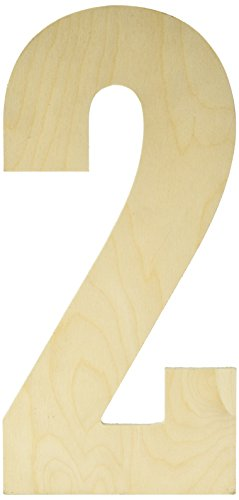(Baltic Birch Collegiate Font Letters & Numbers 13