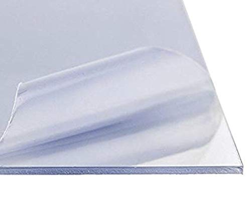 "Lexan Clear Sheet 24""x48""x4 mm(.157) - Polycarbonate Glazing Greenhouse"