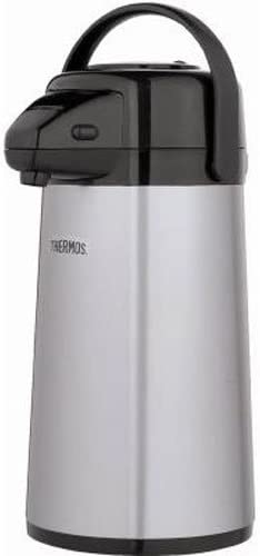 Amazon Com Thermos Model Pp1920m 2 Quart Thermal Beverage Dispenser Thermal Dispenser Carafes Serveware