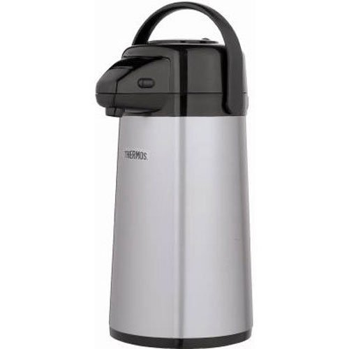 Thermos Stainless Steel Carafe - 4