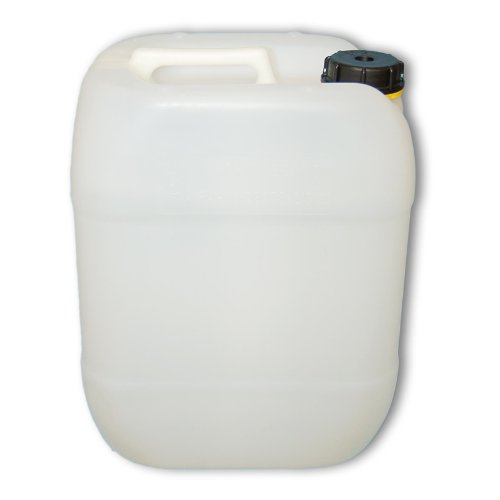 20 Liter Kanister,21,8 l Effektivvolumen, DIN 61