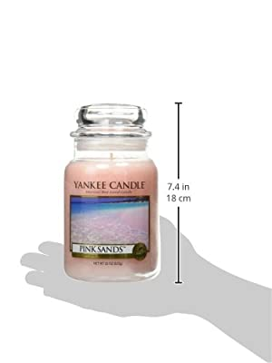 Yankee Candle Pink Sands Large Jar 22oz Candle