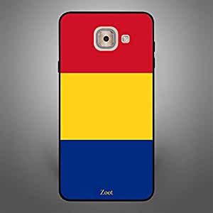 Samsung Galaxy J7 Max Romania Flag