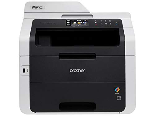 Brother MFC-9340CDW Color Laser LED All-in-One Printer with