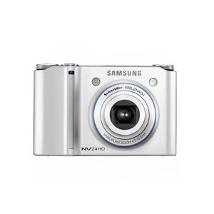 Cheap Samsung NV24HD 10.1MP Digital Camera with 3.6x Optical Ultra Wide Image Stabilization Zoom (Silver)