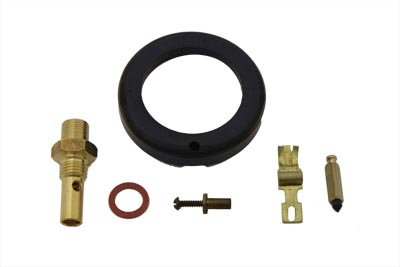- V-Twin 35-0537 - Carburetor Float and Needle Valve Assembly