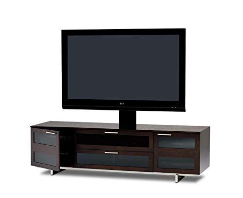 Bdi Cabinet - BDI 8929 ES Avion Quad Media & TV Cabinet, Espresso Stained Oak