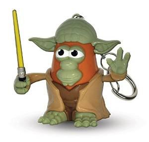 Animewild Mr. Potato Head Star Wars Yoda Keychain