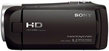 Sony HD Video Recording HDRCX405 Handycam Camcorder Bundle 31Z9FVIKRXL
