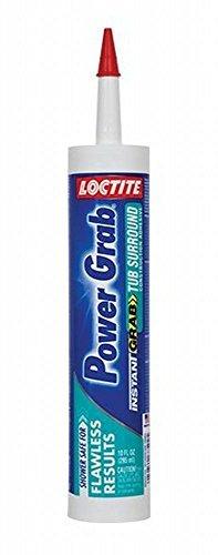 Loctite 1363138 10.1 Oz Power Grab® Tub Surrounds Construction Adhesive
