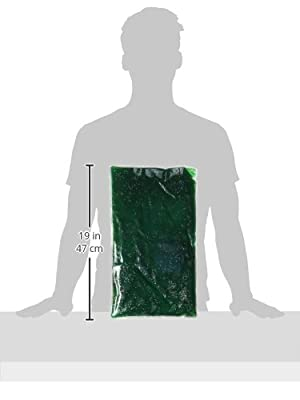 "Weighted Gel Lap Pad - 5 Pounds Rectangular Shape 10"" x 18"" (slightly smaller than picture)"
