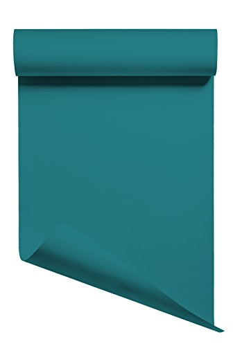 - Heat Transfer Vinyl HTV/Iron-on 12 Inches by 3 Feet Roll (Turquoise)