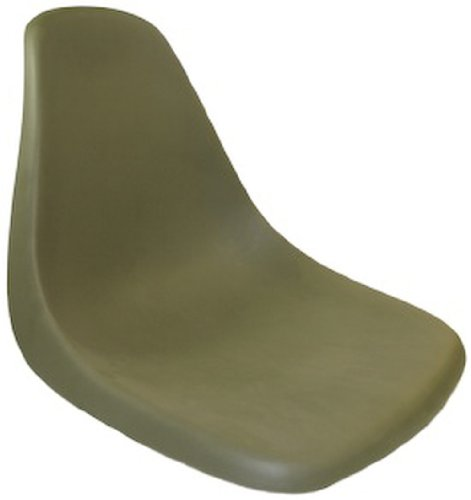 SeaSense Boat Seat Stackable, Green primary