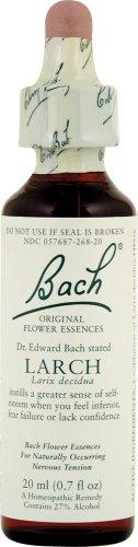 Bach Original Flower Essences, Larch, 20 ml