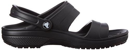 Crocs Classic - Sandalias de Vestir de Sintético Para Hombre Nero (Black)