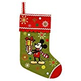 Disney Classic Mickey Mouse Holiday Stocking