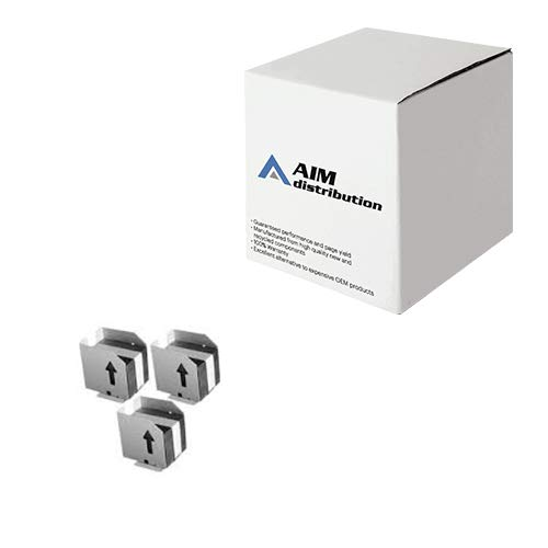 AIM Compatible Replacement for Gestetner Corp Type L1 Copier Staples (3/PK-3000 Staples) (2960880) - Generic