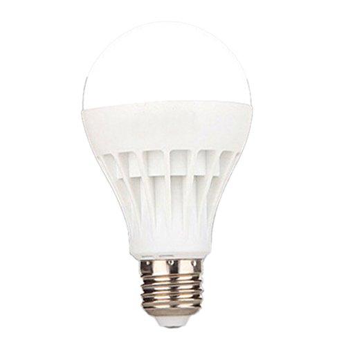 SODIAL(R)E27 Ahorro de Energia LED Bombilla Luz Lampara 220V 15W Blanco Frio