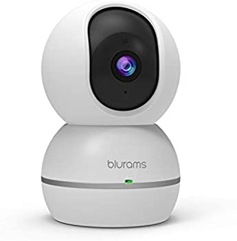Blurams 1080p Dome Security Camera with Motion/Sound Detection