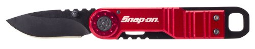 Snap-On 871007 Frame Lock Work Knife with 2-1/8-Inch Blade L
