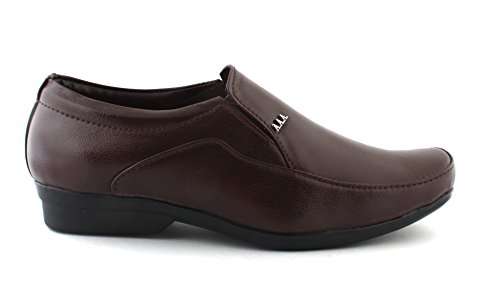 Redfoot AORFEO Leather Formal Shoes for Men Leather Formal Shoes FF102 (44 UK)