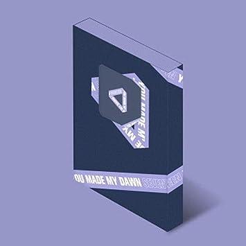 SEVENTEEN - SEVENTEEN [YOU MADE MY DAWN] Album BEFORE DAWN