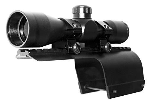 Trinity 4x32 Hunting Scope for Benelli Supernova, Single Rail Mount.