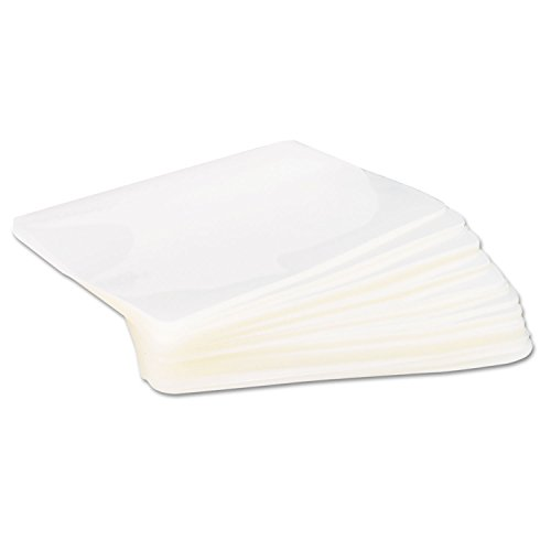 (Universal 84680 Clear Laminating Pouches, 5 mil, 4 3/8 x 6 1/2, Photo Size (Box of 100))