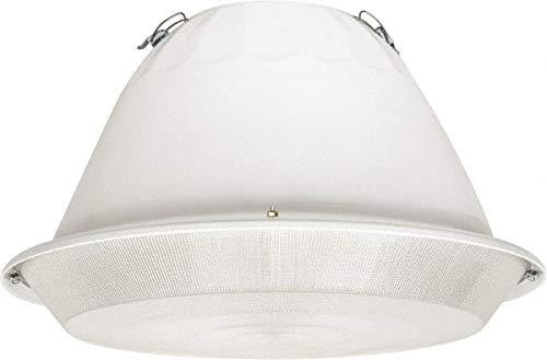 Cooper Lighting - 22 Inch Wide x 26 Inch High, Open Fixture Reflector - Translucent, Acrylic, for Use with Low Bay Lights