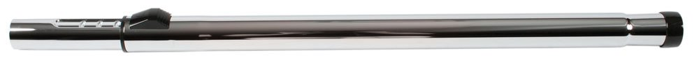 Cen-Tec Systems 34498 Telescopic Wand Vacuum Wand, Nylon Ring Collar, Chromed Steel, No Button