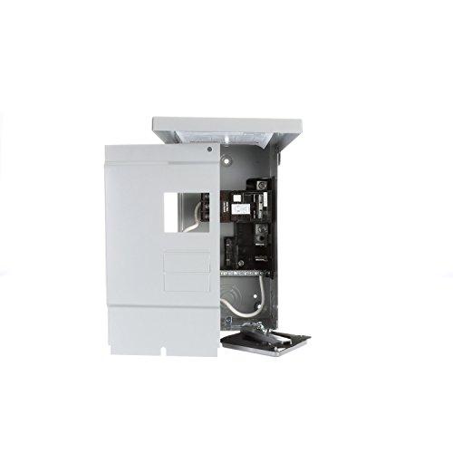 60a 2 Pole Breaker (Siemens W0408L1125SPA60 60 Amp Spa Panel)