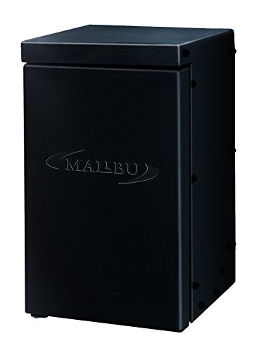 Malibu 300 Watt Power Pack with Sensor and Weather Shield for Low Voltage Landscape Lighting Spotlight Outdoor Transformer 120V Input 12V Output 8100-0300-01