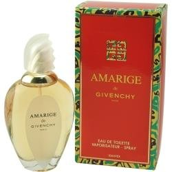 (AMARIGE by Givenchy 3.3 oz EDT Spray 3 Piece NEW Gift Set Box for)