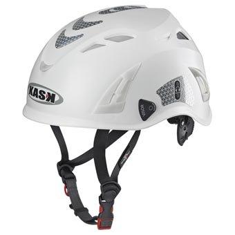 Super Plasma Hi-Viz Helmet - White