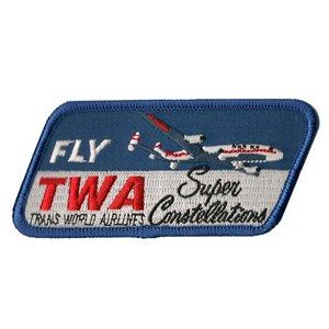 twa-constellation-patch-iron-on-application
