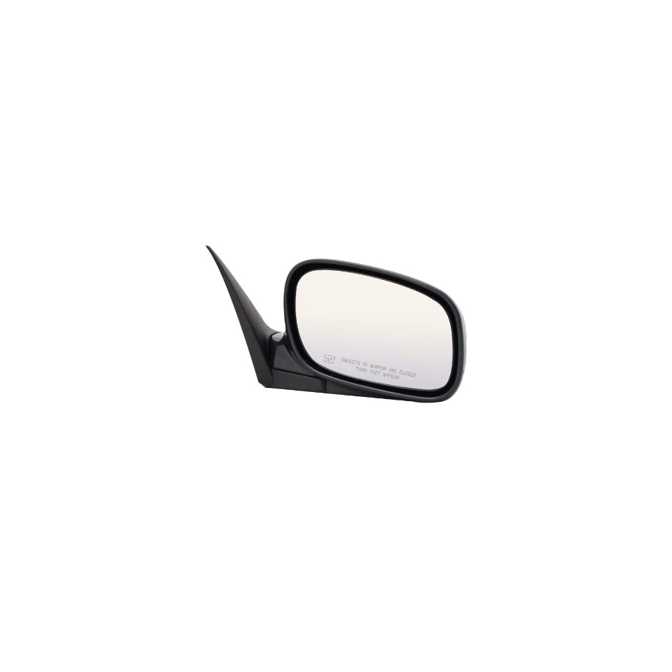 Pilot LN3309410 1R00 Lincoln Town Car Black Power Heated Replacement Passenger Side Mirror