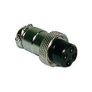 Philmore Premium 5 Pin In-line Female Connector : T612C